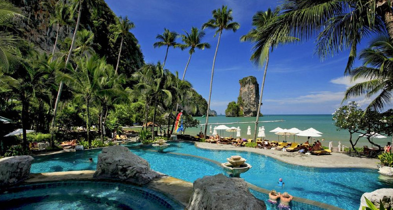 Centara Grand Beach Resort & Villas @ Pai Plong Beach, Krabi
